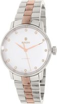 Rado Women's Coupole Classic R22862742 Stainless-Steel Swiss Automatic Watch