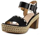 Kanna Serra Open Toe Leather Sandals.