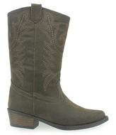 Pierre Dumas Brown Phoenix Boot - Kids