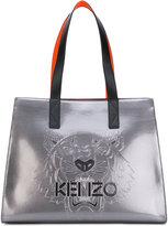 Kenzo Tiger tote - women - Polyamide/PVC - One Size