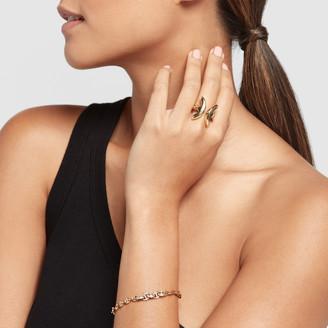 Hoorsenbuhs Five Link Pave Bracelet