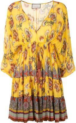 Alexis Holli floral-print dress