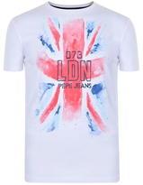 Pepe Jeans Union Jack T Shirt