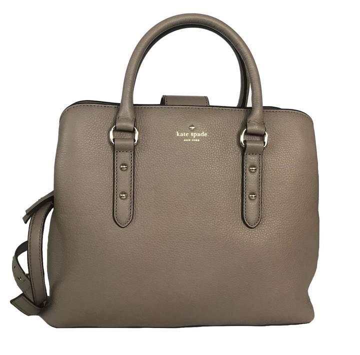 Kate Spade Larchmont Avenue Enangelie Womens Top-Handle Crossbody Shoulder Pebble Leather Bag