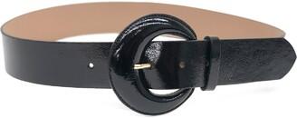 B-Low the Belt Mini Maura Patent Leather Belt