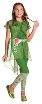 DC Comics DC Superhero Girls Poison Ivy Deluxe Girls' Costume