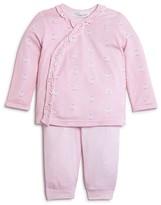 Angel Dear Infant Girls' Sheep Print Take Me Home Set - Sizes Newborn-6 Months