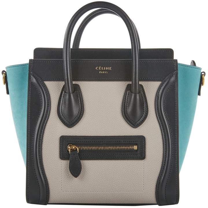 e0117ae49ea2 Celine Nano Luggage Bag - ShopStyle
