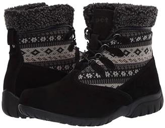 Propet Delaney Alpine (Black) Women's Boots