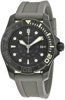 Victorinox Men's 'DiveMaster500-Feet Rubber Strap Watch