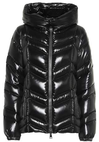 Moncler Fuligule quilted down jacket