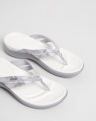 Crocs Capri Strap Flips