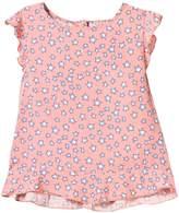 Molo Star Print Rosalice Blouson In Pink