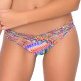 Luli Fama - Free Love Strappy Full Ruched Back in Multicolor (L473100)