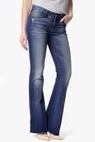 7 For All Mankind A Pocket Flare In Distressed Authentic Light