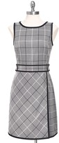 Tommy Hilfiger Plaid Sheath Dress