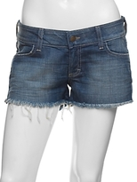 Camilla Cut Off Shorts: Lagoon Wash