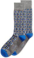Alfani Men's Rectangle Stripe Socks, Created for Macy's