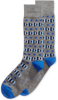 Alfani Men's Rectangle Stripe Socks, Only at Macy's
