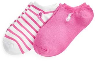 Ralph Lauren Crew Sock 2-Pack
