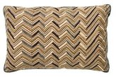 Dransfield and Ross Chevron Throw Pillow