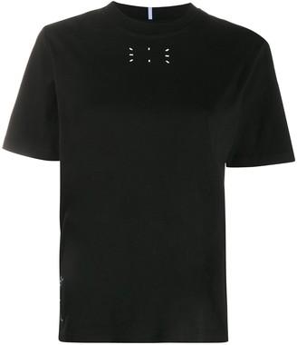 McQ logo patch basic T-shirt