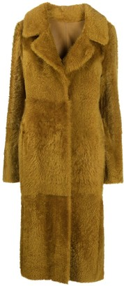 Drome Dream shearling coat