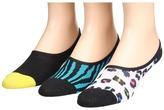Vans Cap Canoodle (3-Pack) (Animal) - Footwear