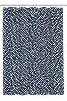 H&M Dotted Shower Curtain