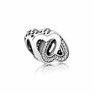 Pandora Women Sterling silver Bangle Bracelet - 791880CZ