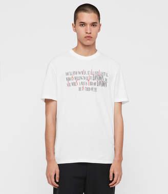 AllSaints London Livin Crew T-Shirt