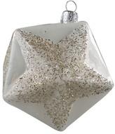 Nordstrom Handblown Glass Celestial Star Ornament
