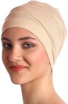 Deresina Headwear Unisex Essential Cotton Indoor Caps for Chemo, Hair Loss   Sleep Caps