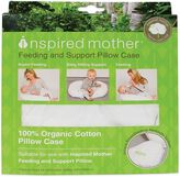 Bed Bath & Beyond Inspired Mother® Feeding and Support Pillow Case in White