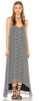 Bishop + Young Printed Maxi Dress