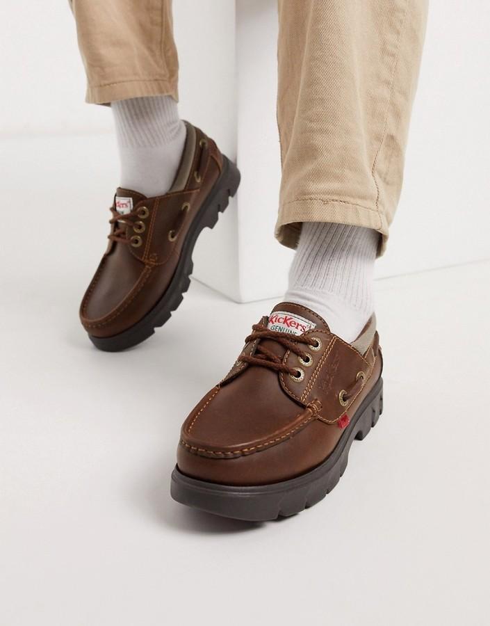 Kickers Men's Shoes | Shop the world's