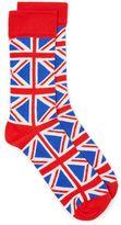 Union Jack Flag Socks