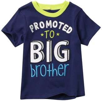 Baby Starters Promoted Big Brother Graphic T-Shirt (Toddler Boys)