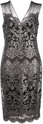 Tadashi Shoji sequin-embellished dress