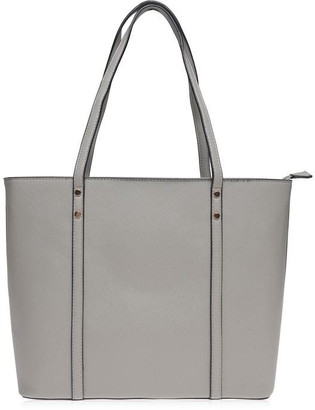 Linea Zip Top Tote Bag