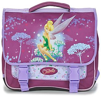 Disney CARTABLE 38 CM LA FEE CLOCHETTE girls's Briefcase in Purple