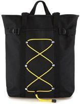 Topman Black Drawstring Backpack