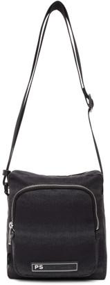Paul Smith Black Noise Messenger Bag