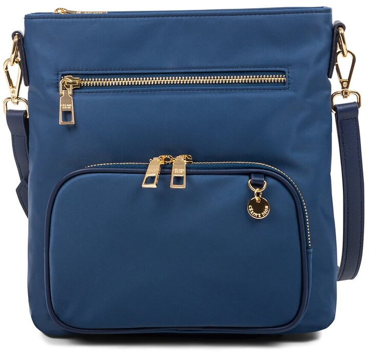 Thumbnail for your product : Celine Dion Nylon & Leather Crossbody