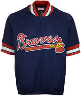 Mitchell & Ness Men's Atlanta Braves Bp Mesh Jersey Top