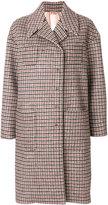No.21 multiple pocket coat - women - Polyamide/Polyester/Modal/Other fibres - 38