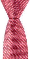 "Class Club Gold Label 14"" Micro-Stripe Tie"