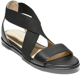 Cole Haan Grand Ambition Leather Sandal