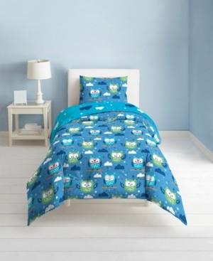 Factory Dream Owl 2-Piece Twin Comforter Set Bedding