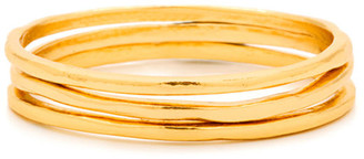 Gorjana Thin Stack Rings, Set of 3, Size 6-8